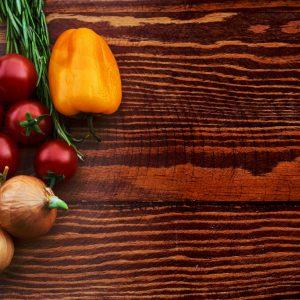 veggie medley background